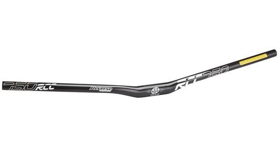Reverse RCC-750 Glossy Handlebar 3-K Carbon Ø 31.8 mm black/white